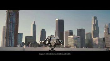 Sprint Unlimited Plus Plan TV Spot, 'Rooftop: 4 Lines' - Thumbnail 1