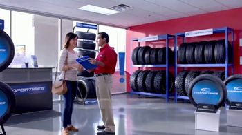 Cooper Tires TV Spot, 'Count on Cooper' - Thumbnail 6