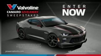 Valvoline TV Spot, 'Camaro Giveaway Sweepstakes' - Thumbnail 8
