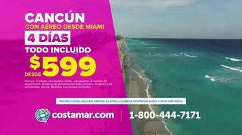 Costamar Travel TV Spot, 'Mejor momento' [Spanish] - Thumbnail 4