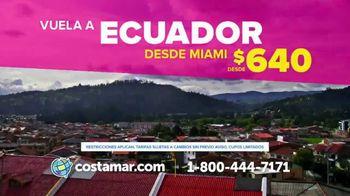 Costamar Travel TV Spot, 'Mejor momento' [Spanish] - Thumbnail 6