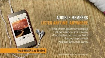 Audible Inc. TV Spot, 'Summer Is Coming' - Thumbnail 8