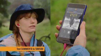 Audible Inc. TV Spot, 'Summer Is Coming'