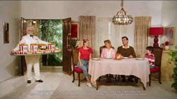 KFC $20 Fill Ups TV Spot, 'Applause' Featuring Jason Alexander - 4039 commercial airings