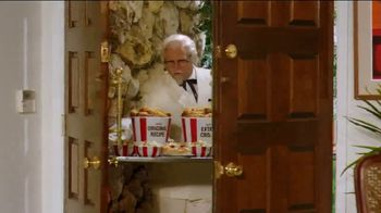 KFC $20 Fill Ups TV Spot, 'Applause' Featuring Jason Alexander - Thumbnail 3