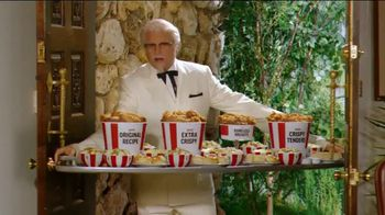 KFC $20 Fill Ups TV Spot, 'Applause' Featuring Jason Alexander - Thumbnail 4