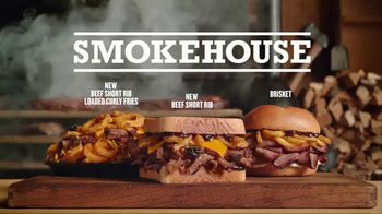 Arby's Smokehouse Sandwiches TV Spot, 'No Friends' - Thumbnail 8