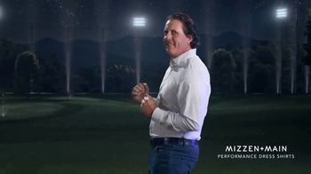 Mizzen+Main TV Spot, 'The Phil Mickelson Dance' Featuring Phil Mickelson - Thumbnail 3