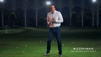 Mizzen+Main TV Spot, 'The Phil Mickelson Dance' Featuring Phil Mickelson - Thumbnail 4