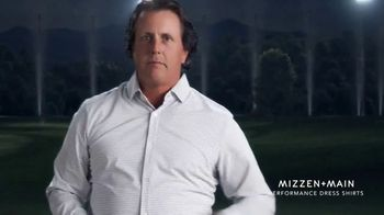 Mizzen+Main TV Spot, 'The Phil Mickelson Dance' Featuring Phil Mickelson - Thumbnail 5