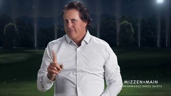 Mizzen+Main TV Spot, 'The Phil Mickelson Dance' Featuring Phil Mickelson - 19 commercial airings
