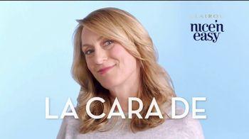 Clairol Nice 'N Easy TV Spot, 'Caras' canción de Meghan Trainor [Spanish] - Thumbnail 2