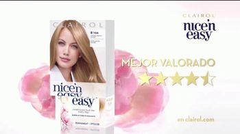 Clairol Nice 'N Easy TV Spot, 'Caras' canción de Meghan Trainor [Spanish]