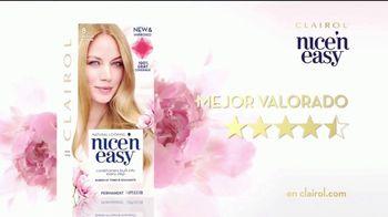 Clairol Nice 'N Easy TV Spot, 'Caras' canción de Meghan Trainor [Spanish] - Thumbnail 4