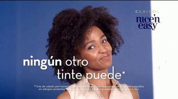 Clairol Nice 'N Easy TV Spot, 'Caras' canción de Meghan Trainor [Spanish] - Thumbnail 7