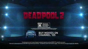DIRECTV Cinema TV Spot, 'Deadpool 2' - Thumbnail 10