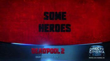 DIRECTV Cinema TV Spot, 'Deadpool 2' - Thumbnail 2
