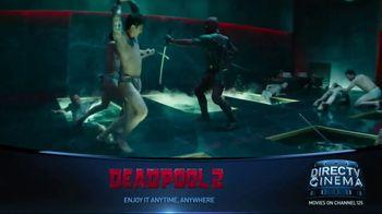 DIRECTV Cinema TV Spot, 'Deadpool 2'