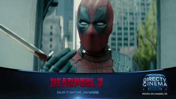 DIRECTV Cinema TV Spot, 'Deadpool 2' - Thumbnail 4