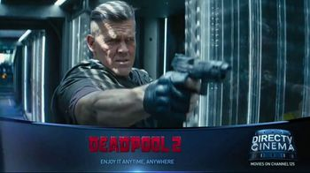 DIRECTV Cinema TV Spot, 'Deadpool 2'