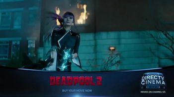 DIRECTV Cinema TV Spot, 'Deadpool 2' - Thumbnail 6