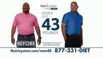 Nutrisystem for Men TV Spot, 'Is This You: Save 40 Percent'