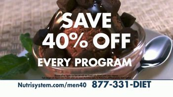 Nutrisystem for Men TV Spot, 'Is This You: Save 40 Percent' - Thumbnail 5