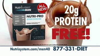 Nutrisystem for Men TV Spot, 'Is This You: Save 40 Percent' - Thumbnail 6