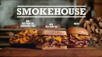 Arby's Smokehouse Sandwiches TV Spot, 'Favorites' - Thumbnail 5