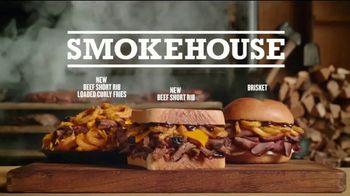 Arby's Smokehouse Sandwiches TV Spot, 'Favorites' - Thumbnail 6