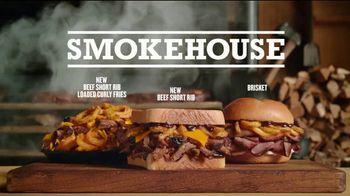 Arby's Smokehouse Sandwiches TV Spot, 'Favorites' - Thumbnail 7