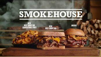 Arby's Smokehouse Sandwiches TV Spot, 'Favorites' - Thumbnail 8