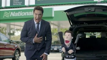 National Car Rental TV Spot, 'We've Got It Covered' Feat. Patrick Warburton