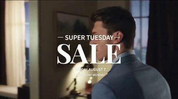 JoS. A. Bank Super Tuesday Sale TV Spot, 'Dress Shirts and Suits' - Thumbnail 1