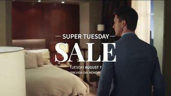 JoS. A. Bank Super Tuesday Sale TV Spot, 'Dress Shirts and Suits' - Thumbnail 2