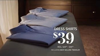 JoS. A. Bank Super Tuesday Sale TV Spot, 'Dress Shirts and Suits' - Thumbnail 3