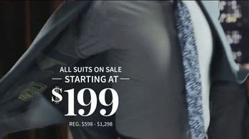 JoS. A. Bank Super Tuesday Sale TV Spot, 'Dress Shirts and Suits' - Thumbnail 4
