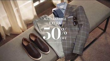 JoS. A. Bank Super Tuesday Sale TV Spot, 'Dress Shirts and Suits' - Thumbnail 5