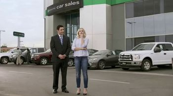 Enterprise Car Sales TV Spot, 'Any Trade-In' Featuring Kristen Bell