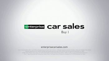 Enterprise Car Sales TV Spot, 'Any Trade-In' Featuring Kristen Bell - Thumbnail 9