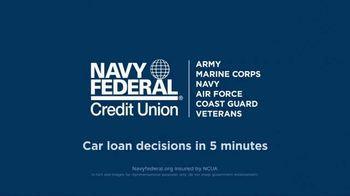 Navy Federal Credit Union Car Loans TV Spot, 'Minivan' - Thumbnail 9