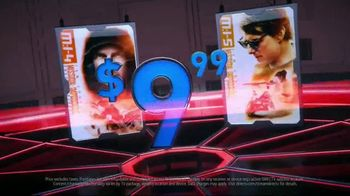 DIRECTV Cinema TV Spot, 'Mission: Impossible Movies' - Thumbnail 1