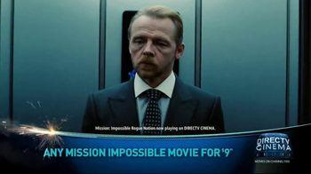 DIRECTV Cinema TV Spot, 'Mission: Impossible Movies' - Thumbnail 3