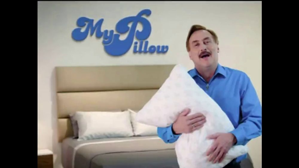 My Pillow TV Commercial, 'Your Support: 4-Pack'