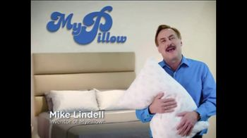 My Pillow TV Spot, 'Your Support: 4-Pack' - Thumbnail 2