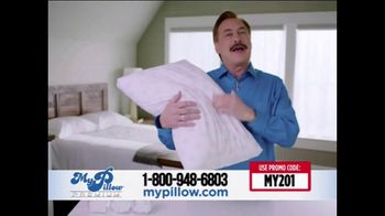 My Pillow TV Spot, 'Your Support: 4-Pack' - Thumbnail 5
