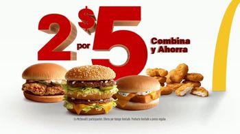 McDonald's 2 for $5 Mix & Match TV Spot, 'Duplica' [Spanish] - Thumbnail 8