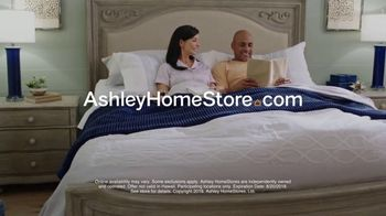 Ashley HomeStore TV Spot, 'Your Own Bed' - Thumbnail 8