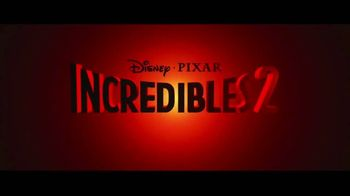 Incredibles 2 Junior Supers TV Spot, 'Hydroliner Playset' - Thumbnail 2
