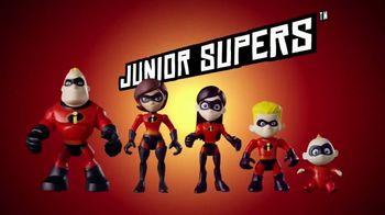 Incredibles 2 Junior Supers TV Spot, 'Hydroliner Playset' - Thumbnail 3
